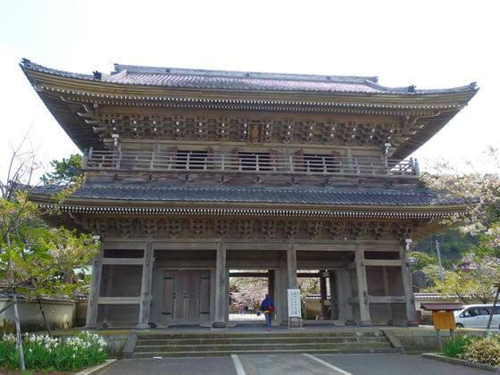 鎌倉 光明寺 山門