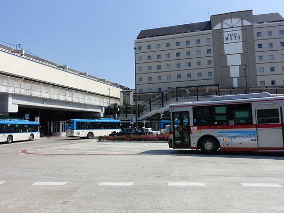 溝の口 南口 バス