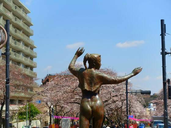 文京区 銅像