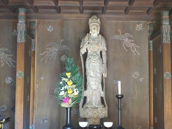鎌倉 長寿寺 観音堂