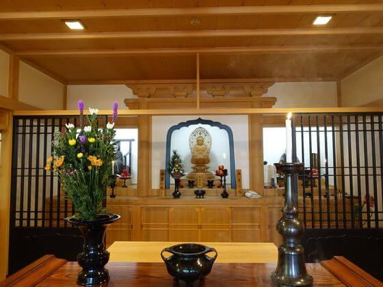 長寿寺 釋迦如来像
