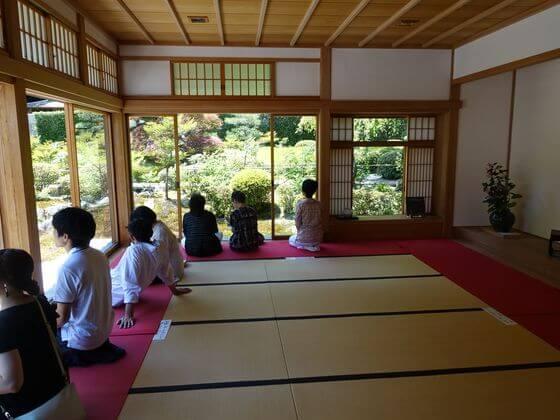 鎌倉 長寿寺 小方丈