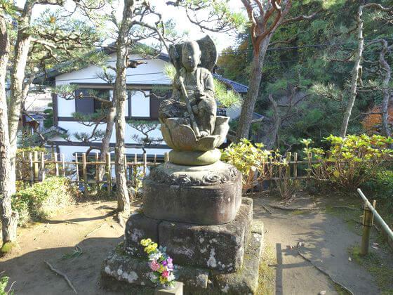 長寿寺 地蔵
