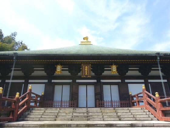 長勝寺 帝釈堂