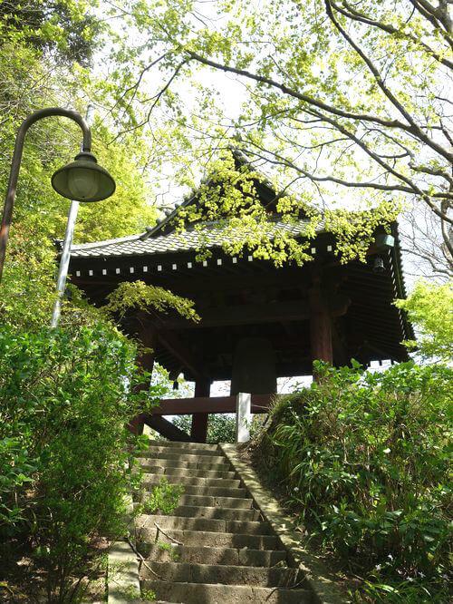 妙本寺 鐘楼