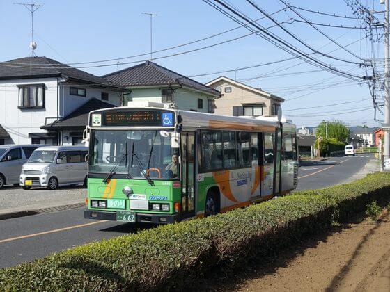 塩船観音寺入口 バス停