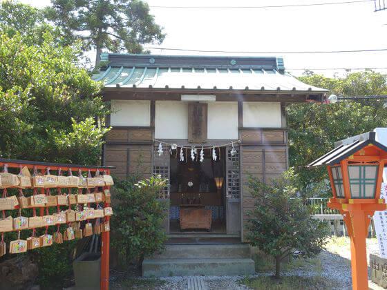 久里浜天神 祖霊社