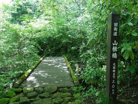 山根橋 箱根