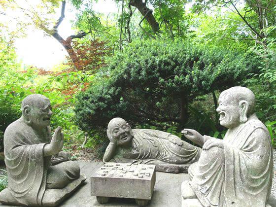 浄慶寺 石仏
