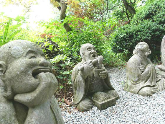 羅漢 浄慶寺