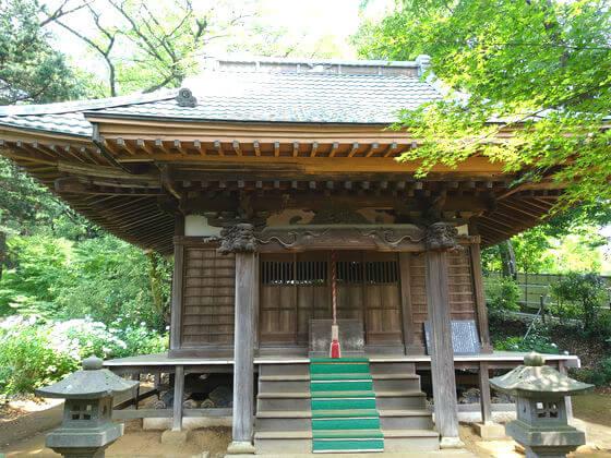 秋葉山神社 浄慶寺