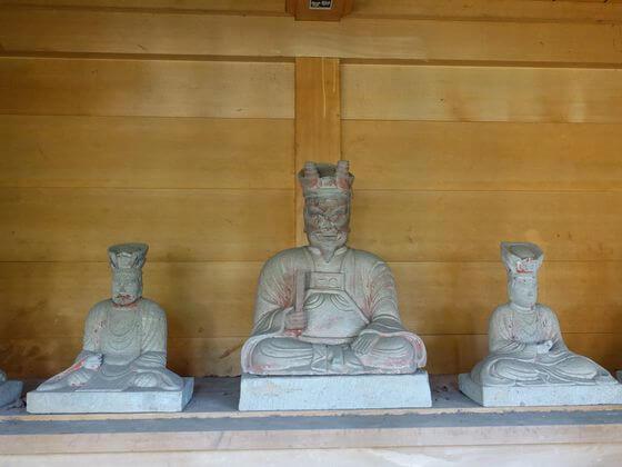 川崎 妙楽寺 閻魔堂