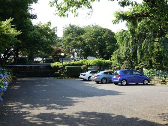 妙楽寺 川崎 駐車場