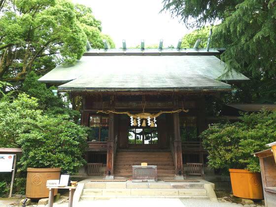 報徳二宮神社 社殿