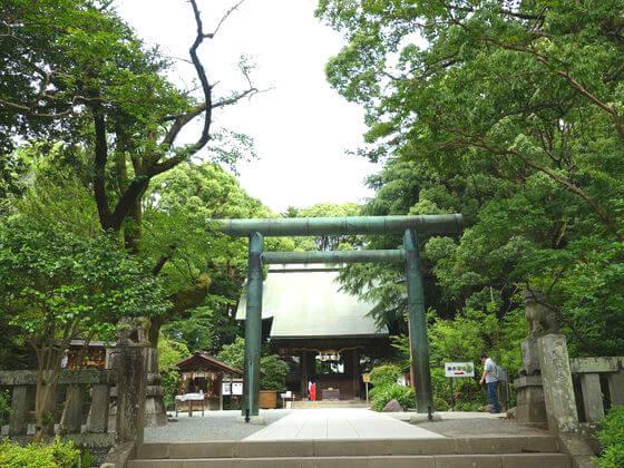 報徳二宮神社 三の鳥居