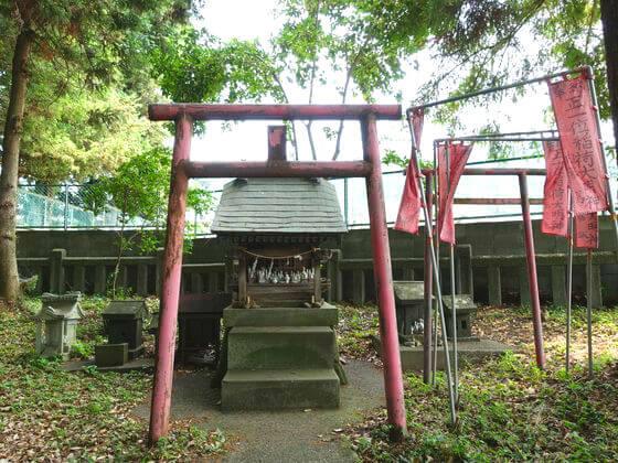 寒田神社 稲荷