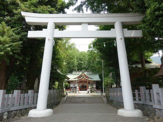 松田町 寒田神社