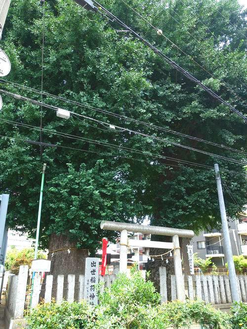 川越 出世稲荷神社 パワースポット