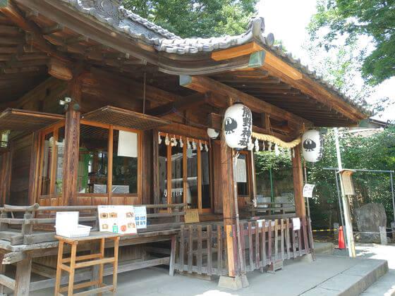 川越熊野神社