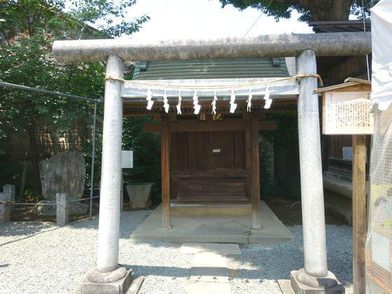 川越熊野神社 大鷲神社