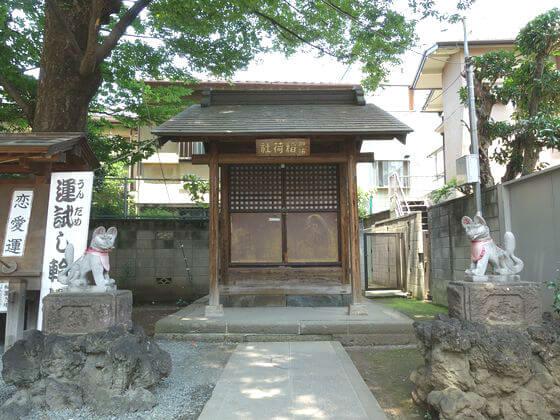 川越熊野神社 加祐稲荷