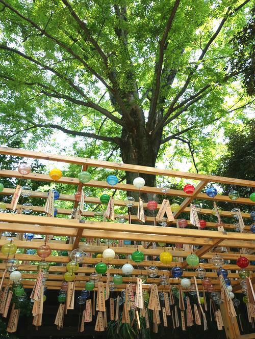川越 風鈴祭り