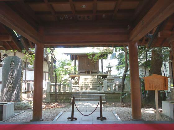 川越氷川神社 護国神社
