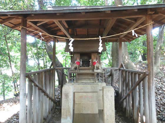 川越氷川神社 三峯神社