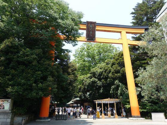 川越 神社