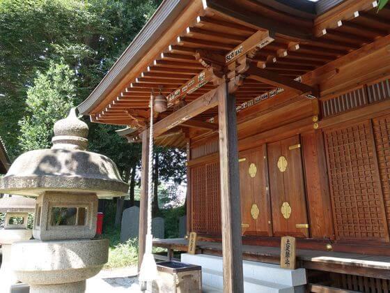 川越日枝神社