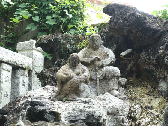 熱海 湯前神社 手水舎