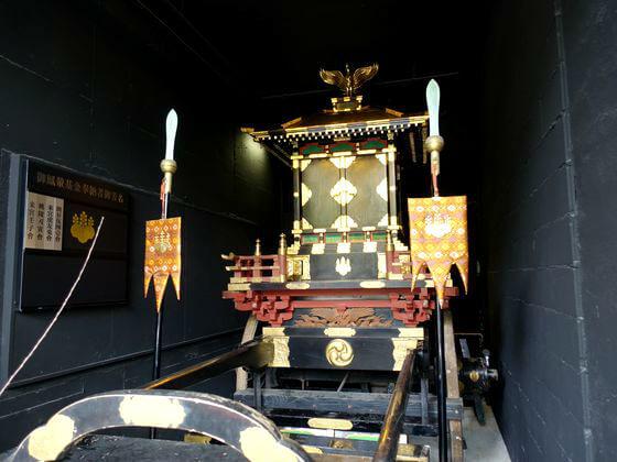 来宮神社 神輿