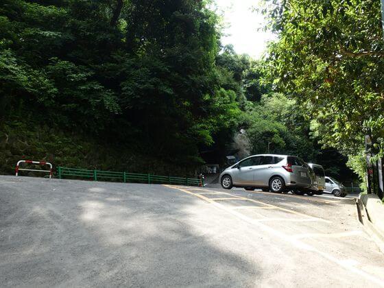 来宮神社 駐車場