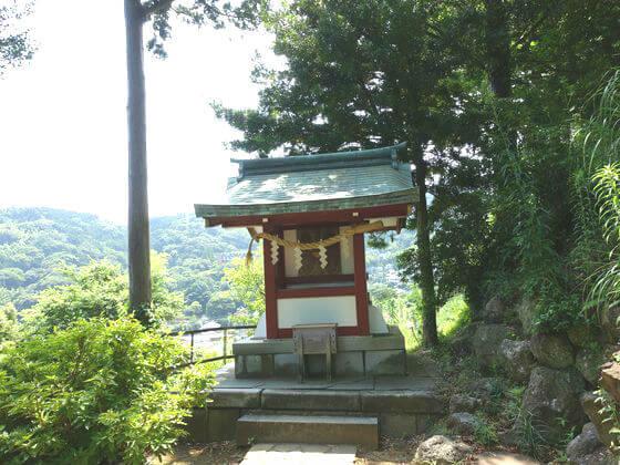 伊豆山神社 結明神社