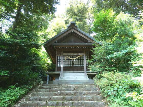 伊豆山神社 祖霊社
