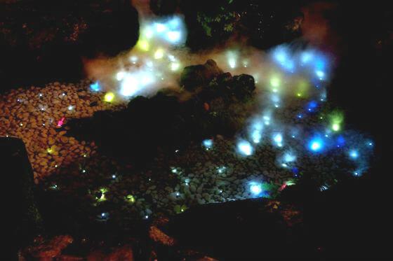 天の川 川越氷川神社