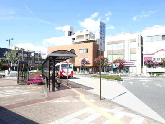 駒ヶ根駅 バス