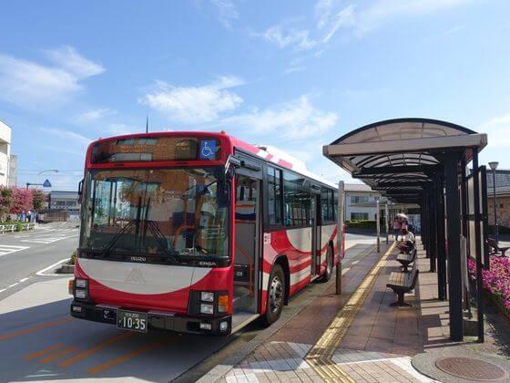 駒ケ根駅 しらび平駅 バス