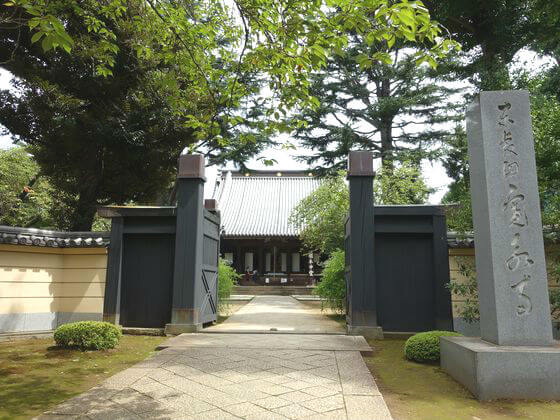 寛永寺 正門