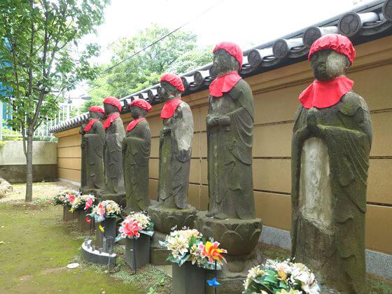 六地蔵 寛永寺
