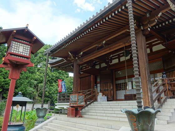 上野 輪王寺