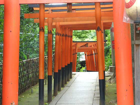 東京 花園稲荷神社