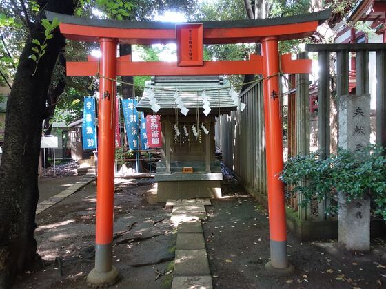 雪ヶ谷稲荷神社