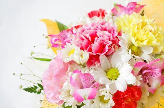 結婚祝い 花束 値段