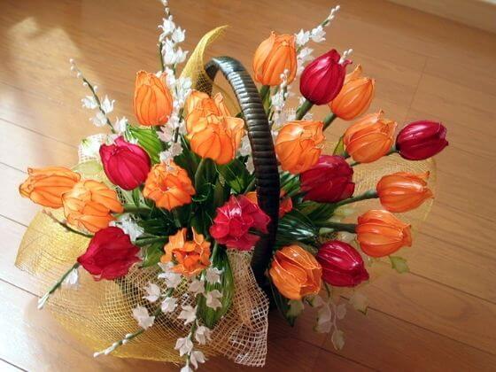 結婚祝い 花束 女性