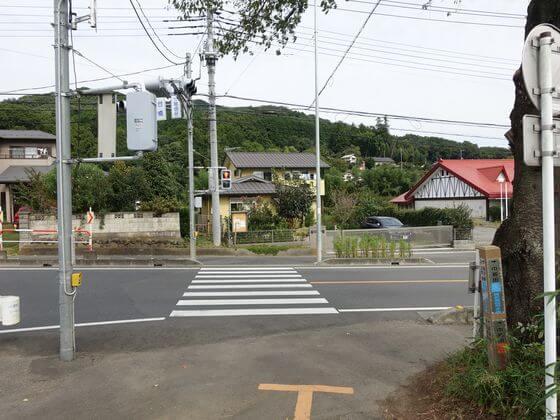 県道15号線 高麗