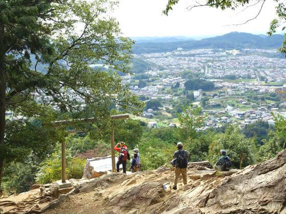 日和田山 登山