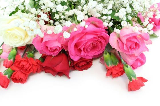 結婚祝い 花束 友達