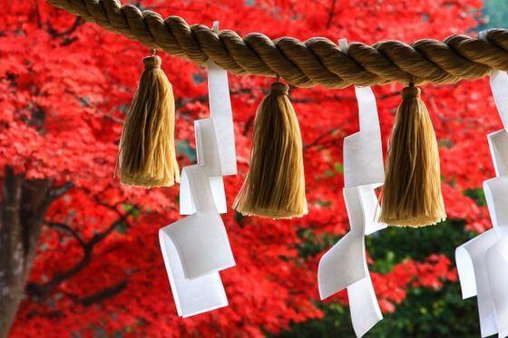 紅葉デート 神社仏閣