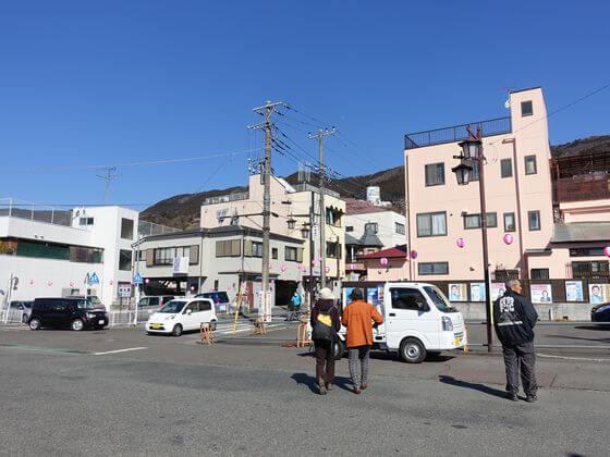 松田駅 北口